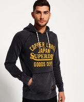 Superdry Copper Label Cafe Racer Hoodie