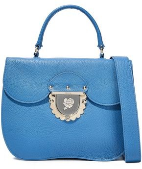 Furla Ducale Textured-leather Shoulder Bag