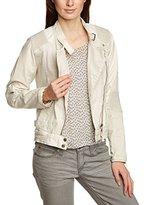 Garcia Women's Jacket - Beige -