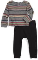 Splendid Stripe Top & Pant Set (Baby Boys)