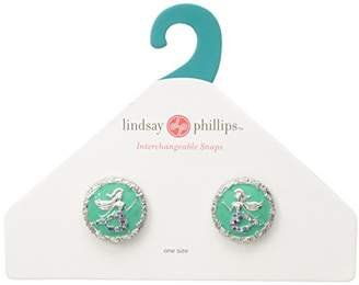 Lindsay Phillips Women's Snap Shoe Charms