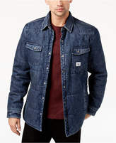 Calvin Klein Jeans Men's Quilted Denim Jacket