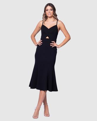 Pilgrim Grace Midi Dress