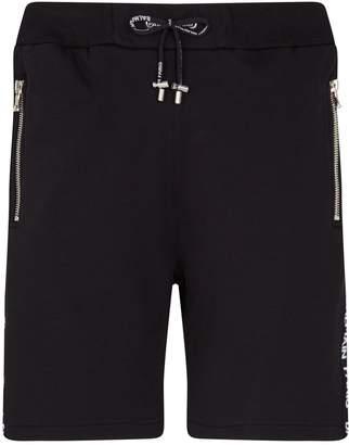 Balmain Logo Tape Basketball Shorts