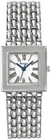 Freelook Women's HA2087-9A Phantome Carre Classic Analog Square Crystal Bezel Watch