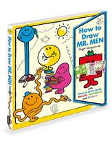 Mr Men How To Draw