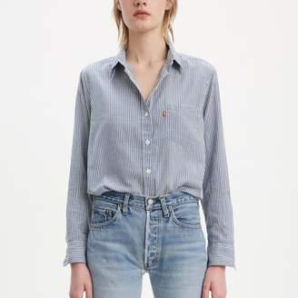 Levi's Cotton Boyfriend Shirt