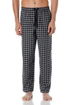 Perry Ellis Plaid Woven Sleep Pant