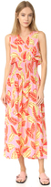 Moschino Sleeveless Print Dress