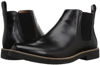 Deer Stags Rockland (Black/Black) Men's Shoes