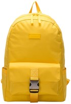 Consigned Finlay Clip Backpack Yellow