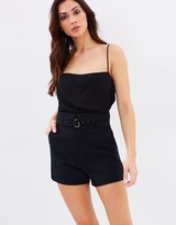 Bardot Belted Shorts