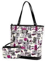 Lulu by Guinness® Midsize Tote