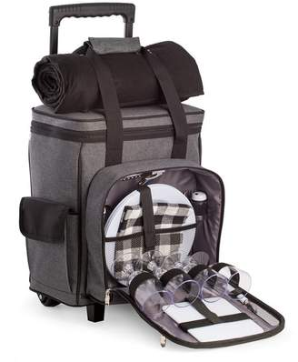 Picnic Backpack and Blanket
