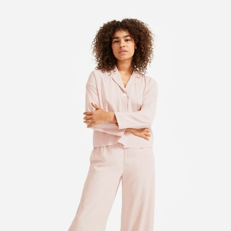 Everlane The Washable Silk Pajama Set