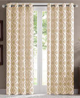 "Madison Park Verona 52"" x 95"" Lined Chenille Window Panel"