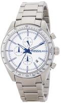 Fossil Men&s Gent Chronograph Bracelet Watch