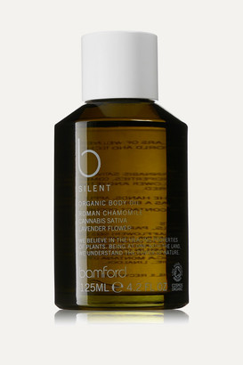 Bamford B Silent Organic Body Oil, 125ml - Colorless