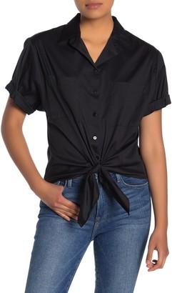 Fifteen-Twenty Tie Front Shirt