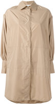 Gianluca Capannolo button up shirt jacket - women - Polyester - 40