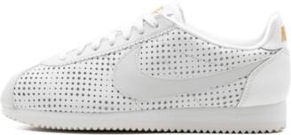 Nike Womens Cortez CLassic SE PRM 'Beautiful x Powerful Elaine Thompson' Shoes - Size 8.5W