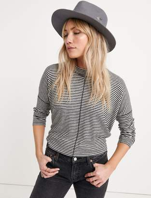 Lucky Brand Crew Cloud Jersey Pullover