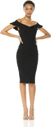 Bailey 44 Women's East Indies Off The Shoulder Cocktail Dress