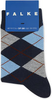 Falke Classic Argyle Cotton-blend Socks