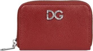 Dolce & Gabbana Leather Coin Purse