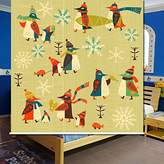PASSENGER PIGEON Thermal Insulated Blackout Fabric Custom Window Roller Shades Blinds