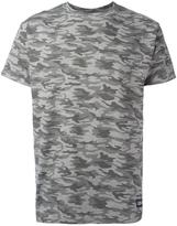 Les (Art)ists camouflage print T-shirt - men - Cotton - L