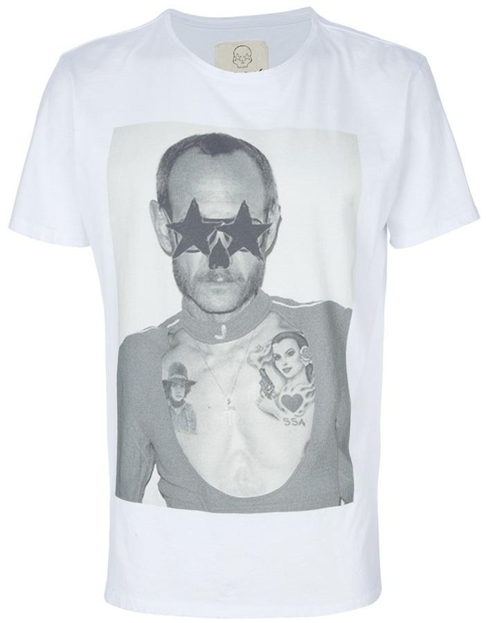 Gorgeous Terry Richardson t-shirt