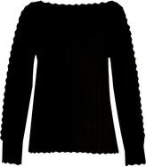 Alex Gore Browne Savannah wool and cashmere-blend sweater