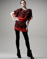 Adam Batwing Blouson Dress