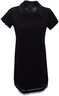 Bally Black Cotton Dress for Women