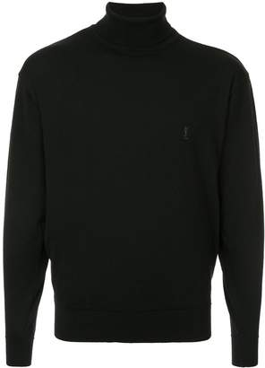 Saint Laurent Pre Owned turtleneck jumper