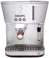 Krups Silver Art Collection Espresso Maker