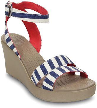 Crocs Leigh Women's Wedge Heels