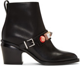 Fendi Black Rainbow Boots