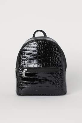 H&M Mini Backpack - Black