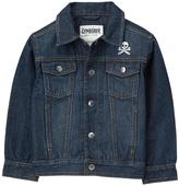 Gymboree Crossbones Jacket
