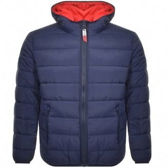 Tommy Jeans Essential Hooded Jacket Navy