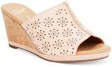 Clarks Collections Women's Helio Corridor Wedge Sandals