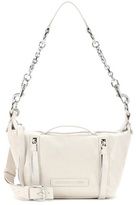 McQ by Alexander McQueen Mini Hobo leather shoulder bag