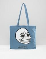 Cheap Monday Corpse Tote Bag