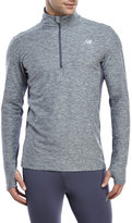 New Balance Lightweight Tech Quarter-Zip Pullover