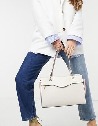 Fiorelli Lana grab bag in putty mix