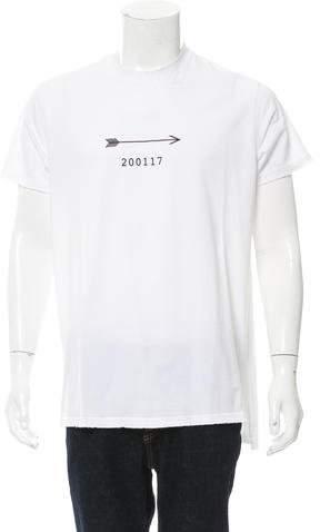 Givenchy 2017 Arrow T-Shirt