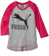 Puma Girls' Fashion T-Shirt