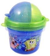 SpongeBob Squarepants 2pk Snack Storage Containers Zak Paks
